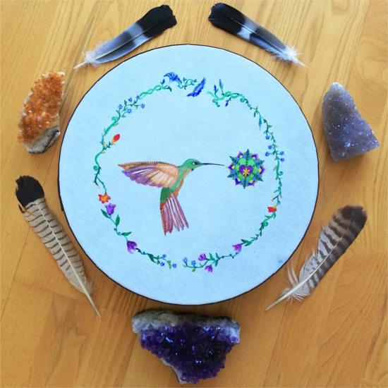 Kavita midsummer drum